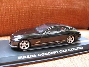 1/43 schuco maybach exelero fulda concept car diecast | ebay