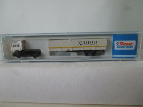 Roco n 1853 MB remolcarse Schenker euro cargo S foto m OVP wh7055