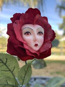 Alice in Wonderland Talking flowers Character Series CARDS MAN Sutherland
