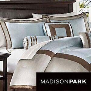Madison Park Abigail 7 Piece Comforter Set Ebay