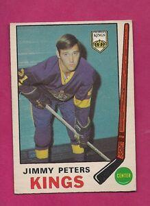 1969-70-OPC-143-KINGS-JIMMY-PETERS-ROOKIE-EX-CARD-INV-3268