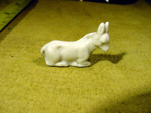 Donkey Animal Age 1890 Excavated In Limbach Fève Ancienne Porcelaine Art 4425 To Enjoy High Reputation At Home And Abroad Antique (pre-1930)