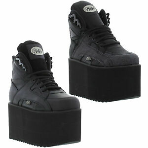 New-Buffalo-1310-2-Mens-Ladies-Platform-Ankle-Shoes-Trainers-Boots-Size-UK-3-13