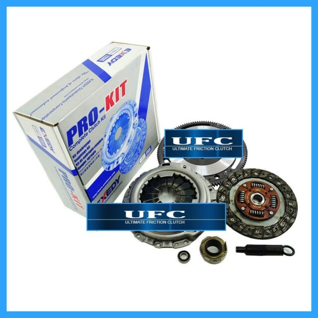 EXEDY CLUTCH PRO-KIT W/ UFC RACE FLYWHEEL For 1992-1993