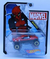 Hot Wheels Marvel DEADPOOL  CHARACTER CARS DXM03-0912