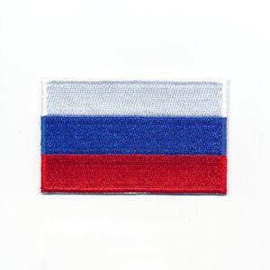 60-x-35-mm-Russland-Flagge-Russische-Foederation-Flag-Aufnaeher-Aufbuegler-0961-B