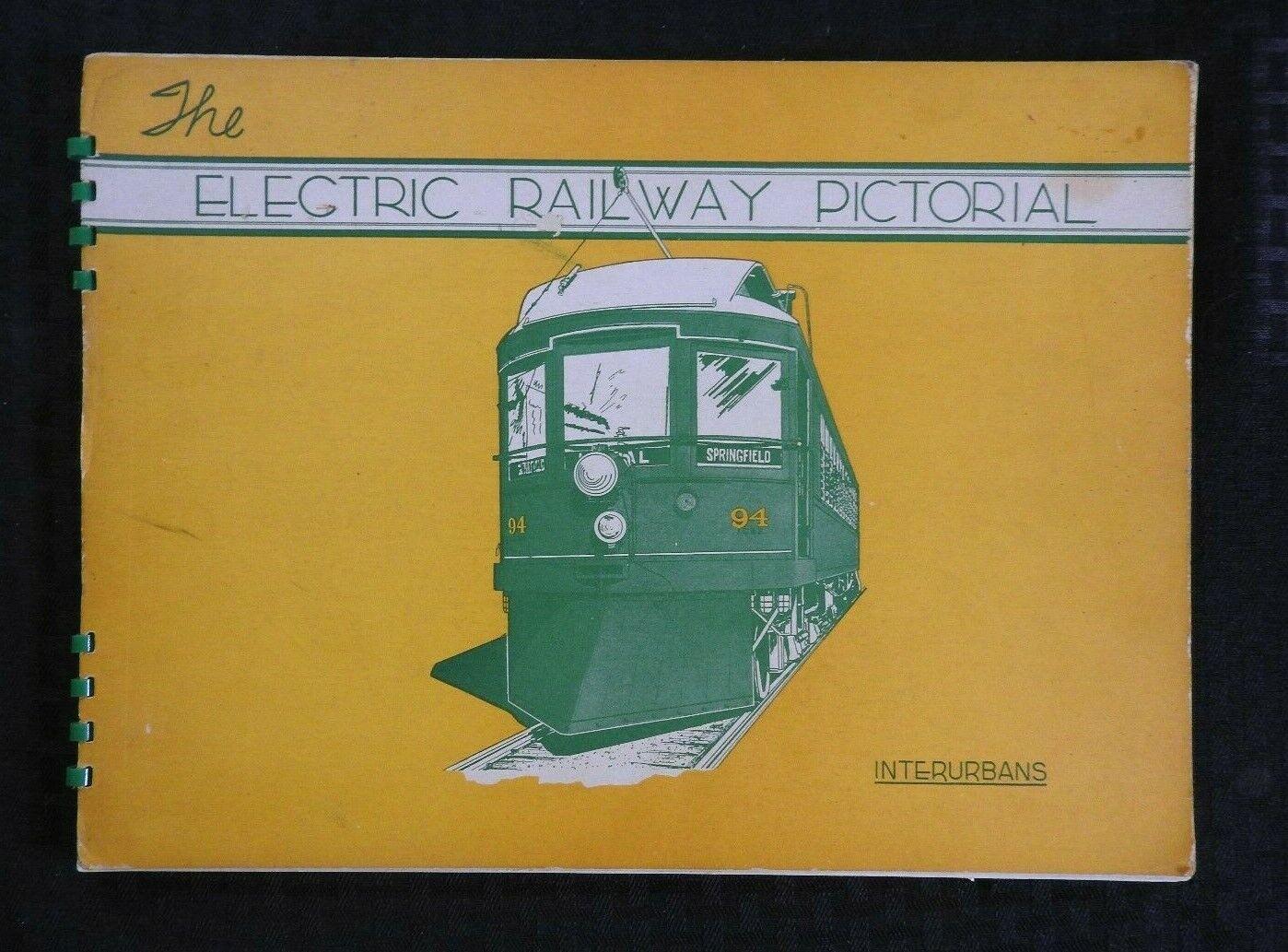 1945 'The Elettrica Ferrovia Pittorici   Ferrovia Treno Storia North Shore P & W