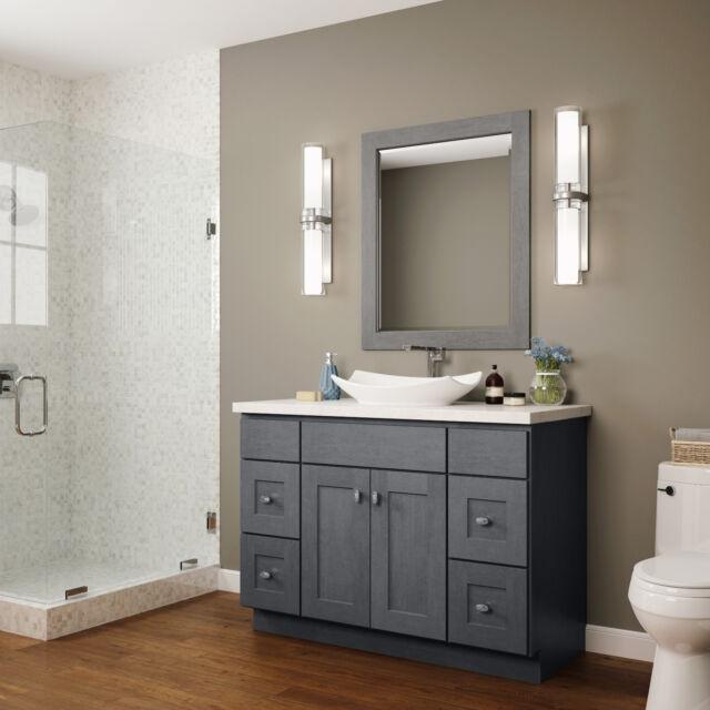 Jsi Dover Lunar Gray Bathroom 30