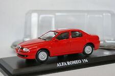 Del Prado 1/43 - Alfa Romeo 156 Rouge