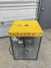 Star Mfg Popcorn Machine