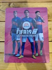 FIFA 19 - Steelbook xbox one, ps4 (no Disc Included) factory sealed