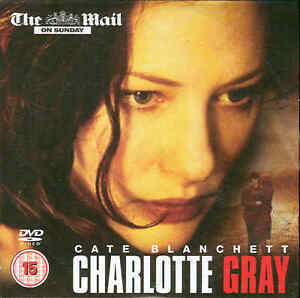 CHARLOTTE GRAY  Starring Cate Blanchett  Great Romantic War Film  DVD - <span itemprop=availableAtOrFrom>London, London, United Kingdom</span> - CHARLOTTE GRAY  Starring Cate Blanchett  Great Romantic War Film  DVD - London, London, United Kingdom