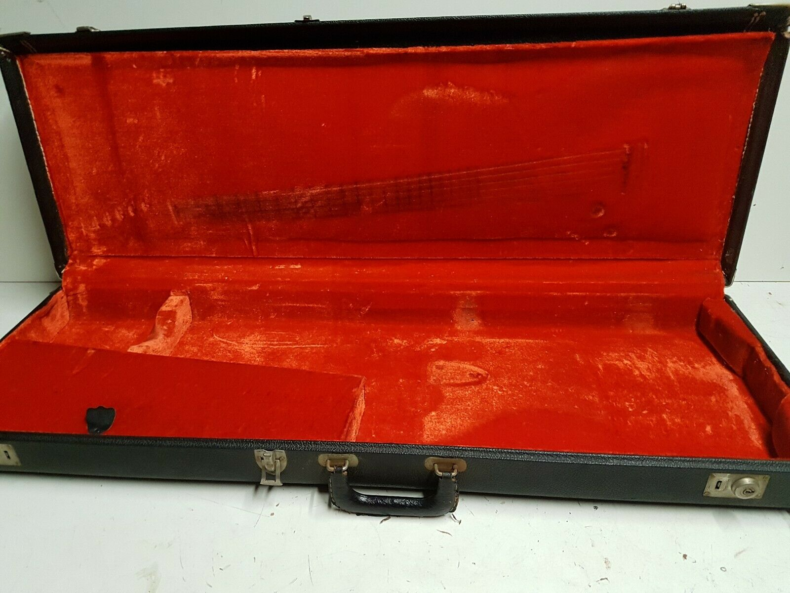 1971 FENDER STRATOCASTER CASE - made in USA