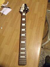 Antique / vintage Gibson Sorina guitar neck.