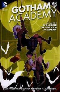 Gotham-Academy-Vol-1-Welcome-to-Gotham-Academy-The-New-52-VeryGood