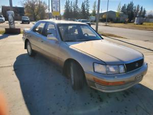 1992 Lexus LS