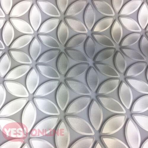 Modern 3D Effect Metallic Shiny Futuristic Wallpaper Silver Grey Juniper Debona