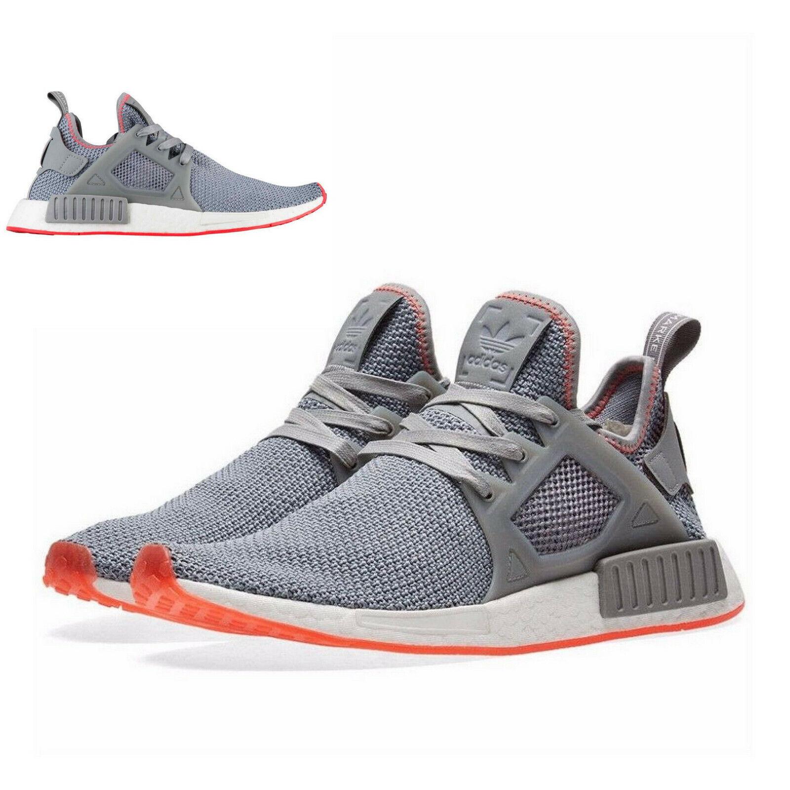 ADIDAS NMD xr1 Primeknit Originals scarpe da ginnastica by9925 grigio rosso Carpet