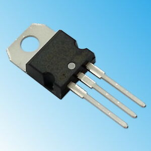 L7809cv voltage regulator postitif 9v to220 enclosure 7809 stabilizer