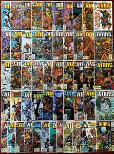 Titans #1-50 + Annual & Secret Files  (DC Comics, 1999-2003)  Complete1st Series