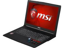 "MSI GL62M 7REX-1067 15.6"" Intel Core i7 7th Gen 7700HQ (2.80 GHz) NVIDIA GeForce"