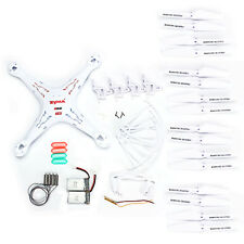 Quadcopter Spare Parts Crash Pack Kit+Replacement Battery For Syma X5 X5C X5C-1