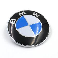 BMW 74mm BADGE Roundel Boot cofano badge per E87 1 Serie M Sport Modelli