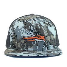 New 2019 Hooey GG14-Y  YOUTH HAT Texas Camo Hunting Hat Snapback OSFA
