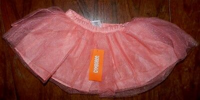 Tutu Salmon Gymboree Sparkling Girl Sz 18-24 Months New To Win Warm Praise From Customers Girls' Clothing (newborn-5t)