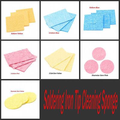 3.5x5cm 5pcs Replacement Soldering Iron Sponge Universal