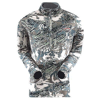 Sitka Traverse Zip T Optifade Open Country XXX Large 70001-OB-3XL