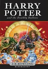 Harry Potter and the Deathly Hallows (Book 7) [Chil... by J. K. Rowling Hardback