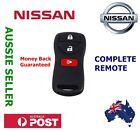 NISSAN 3 Button Remote Brand New Xtrail Pathfinder Murano Tiida 350Z