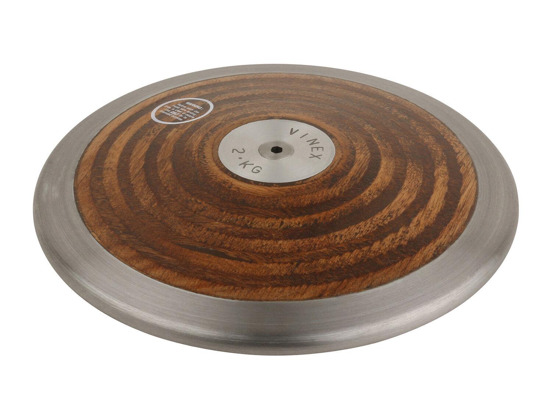 Disco da lancio in legno VINEX Laminated Low Spin - 750 g  1 - 1,5 - 1,75 - 2 kg