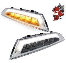 VW Scirocco 137 08-14 intermitentes de LED luz de estacionamiento lightbar posición luz cromo kgv08