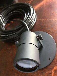 Details About Solid Bronze Underwater Light Cooper Lighting Lumiere 12 Volt Atlantis 1407