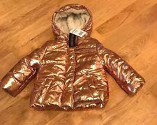 fd53fa11a1e item 2 NWT  75 Steve Madden toddler girls size 12 months Rose Gold Puffer  Coat Jacket -NWT  75 Steve Madden toddler girls size 12 months Rose Gold  Puffer ...