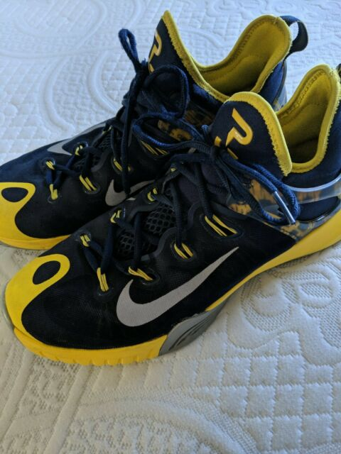 watch e3761 253e2 Nike Zoom Hyperrev 2014 Mens Shoes Size 11 Paul George PE 705370-407 Limited