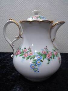 Antiguo-Porcelana-Prunk-Jarra-de-Cafe-Adolph-Schumann-Berlin-Um-1870