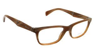 e1390483d0 Prada Eyeglasses 14P Light Horn MAQ-101 Men s Designer Optical Frame ...