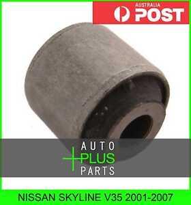 Fits-NISSAN-SKYLINE-V35-2001-2007-Rubber-Suspension-Bush-Rear-Assembly