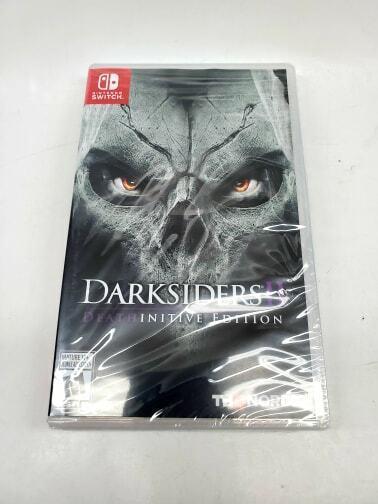 Darksiders II Deathinitive Edition (Nintendo Switch, 2018) Brand New Sealed