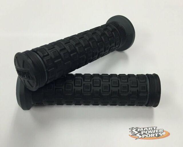 ProTaper Pillow Top Lite ATV Grips BLACK//BLACK Includes GLUE! Thumb Throttle