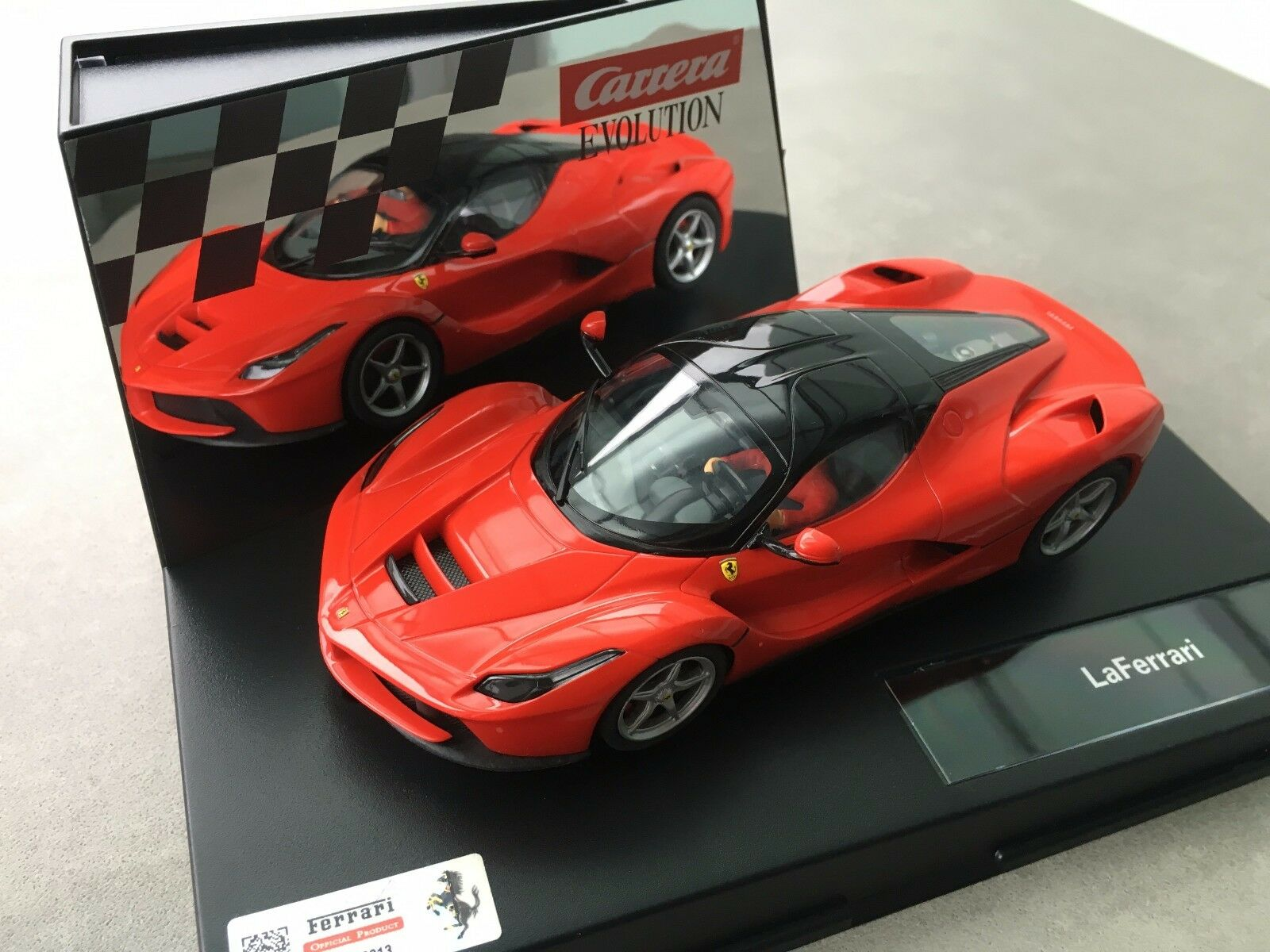 Carrera Evolution 27446 LaFerrari NUOVO conf. orig.