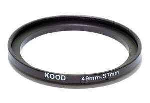 Kood 49mm-Series 7 (VII) Ring 49mm-54mm step up ring