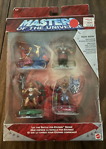 He-Man And The Masters Of The Universe 200x: Heroes Vs Villains Gift Pack + More