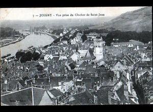 JOIGNY-89-VILLAS-amp-EGLISE-en-1926