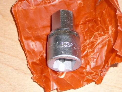 Elora Innensechskant  SW 22 mm 3//4 Zoll Sechskant Nuss für Inbus Schrauben