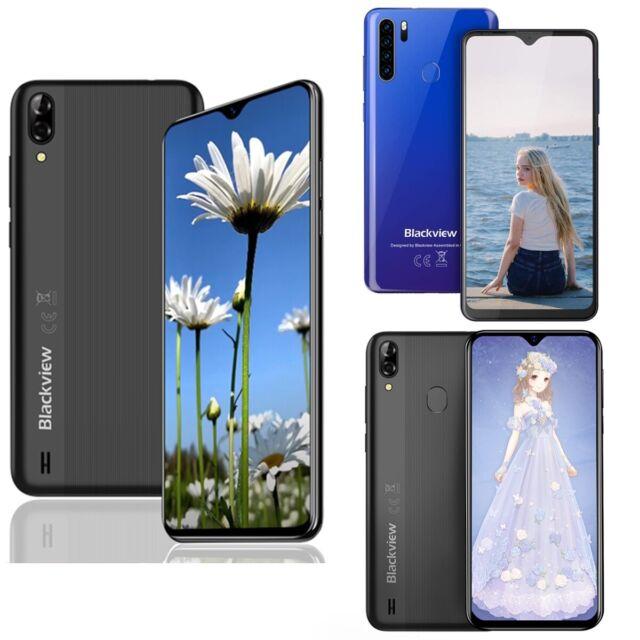 Blackview A80 A80 Pro A60 Téléphone 4680 mAh Smartphone Dual SIM 13MP Débloqué