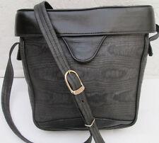 -AUTHENTIQUE sac à main TEXIER toile et cuir TBEG vintage bag